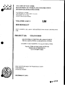 GRANSTBID CONTRACT BOOK