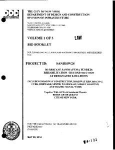 SANDHW24 CONTRACT